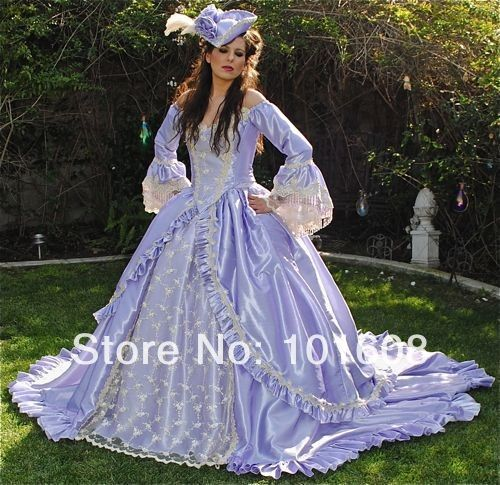 1860 Southern Belle Dresses