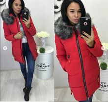 winter jacket clothing women cotton warm coats with hats plus big size free shipping