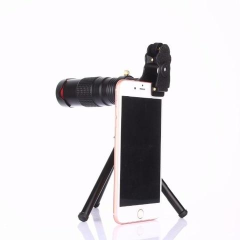 Cellphone mobile phone 22x Camera Zoom optical Telescope telephoto Lens For Samsung iphone huawei xiaomi Multan
