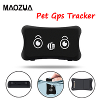 Pet Mini GPS Tracker For Dogs Cat Collar Water Resistant Dog Tracker Gps Locator Realtime Tracking Device