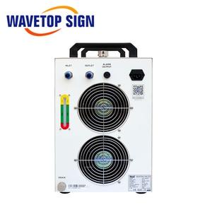 Image 5 - S & A CW5000 CW5200 CW5202 صناعة الهواء مبرد المياه ل CO2 آلة الليزر التبريد نك المغزل 80 واط 100 واط 130 واط 150 واط Co2 أنبوب الليزر
