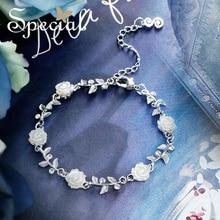 The SPECIAL Brand euramerican hand-made flower resizable braclets  bangle&bracelet for women