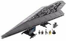 LEPIN Star Wars Super Star Destroyer STARWARS Model Building Blocks Kits Toys For Children Minifigures Marvel Compatible Legoe