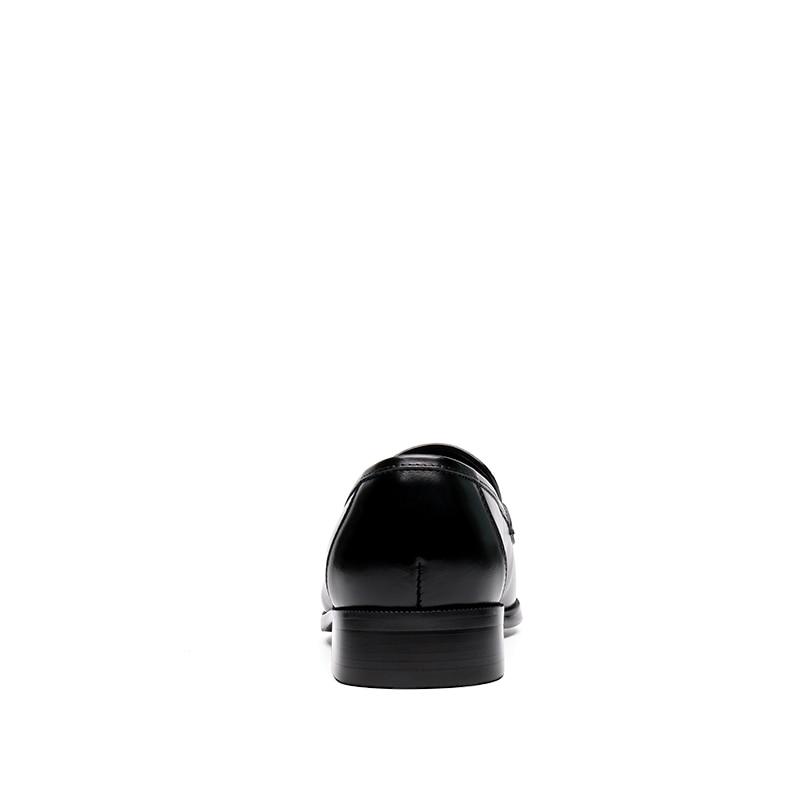 Pontas Baía brown Casamento Clássico Black Vestem Pé Primavera Heinrich Apartamentos Estilo Se Nova Homens Do Couro Dedo De Dos Homem outono Sapatos Moda Ayakkabi HqRngU