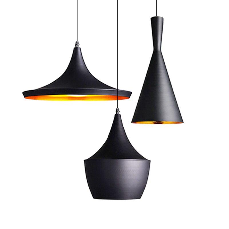 modern ceiling led pendant lights design by tom dixon beat musical rh aliexpress com hanging lamp store design wall hanging lamp designs