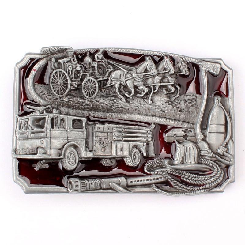 Carriage Locomotive Belt Buckle