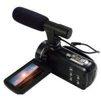 ORDRO HDV Z20 1080P Full HD Digital Video Camera Camcorder 24MP 16xZoom 3.0 LCD Screen With Microphone