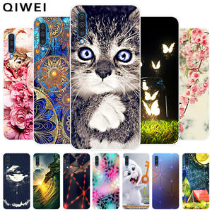 For Samsung Galaxy A50 Case 2019 Soft TPU silicone Back Cover For Samsung A10 A30