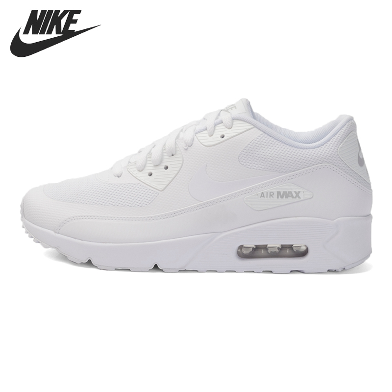 цена на Original New Arrival 2018 NIKE AIR MAX 90 ULTRA 2.0 Men's Running Shoes Sneakers