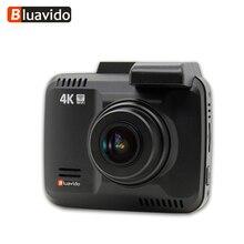 Bluavido 4 k 2160 p UHD Dash Cam DVR GPS tracker Visione Notturna WDR IMX323 Novatek 96660 Videocamera per auto Video Recorder wiFi 150 Gradi