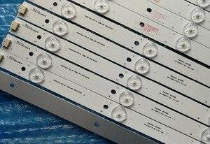 Image 4 - 12 unids/set 11LEDs * 3 V tira de LED LB C500F13 E2 L G1 LD5 LB C500F13 E2 L G1 LD6 50C2000 50C2080 para ChangHong TV