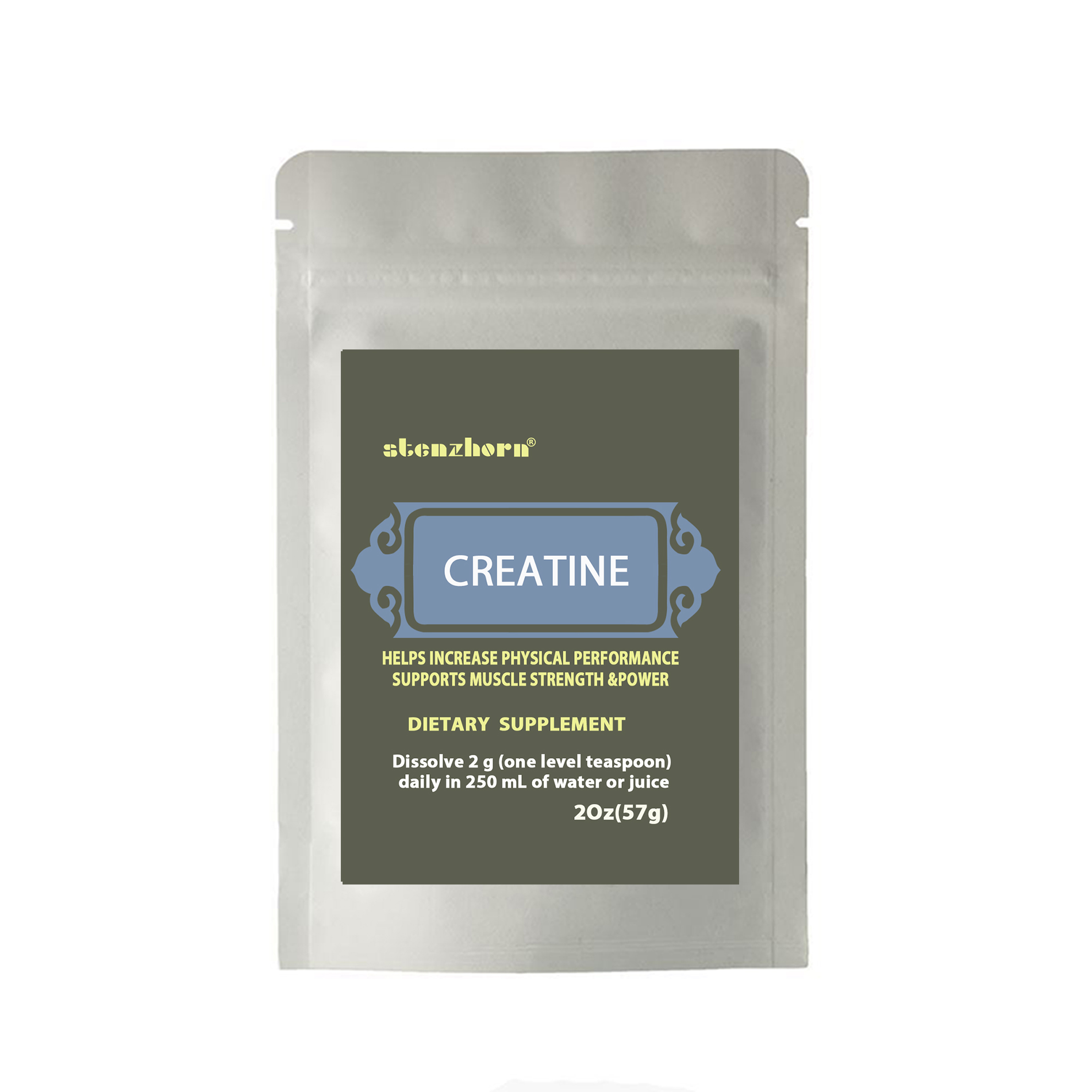 Creatine 2Oz   Creatine Helps Boost Energy  Creatine May Help Increase Body Mass And Size
