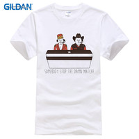 Men S Jerry The King Lawler Jim Ross Pro Wrestling Illustration Fitted Tee
