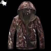 High Quality Lurker Shark Skin Soft Shell TAD V 4 0 Outdoor Military Jacket Waterproof Windbreaker