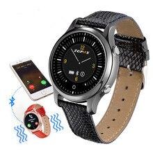 Bluetooth smartwatch zgpax s360 mens frauen sport armbanduhr tragbare geräte smart watch für ios android fitness tracker neue