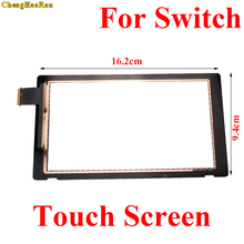 ChengHaoRan 1pcs Front Outer Lens LCD for Touch Screen Digitizer Replacement Part For Switch NS LCD for Touch Screen Digitizer touch screen digitizer replacement for honeywell dolphin 99gx