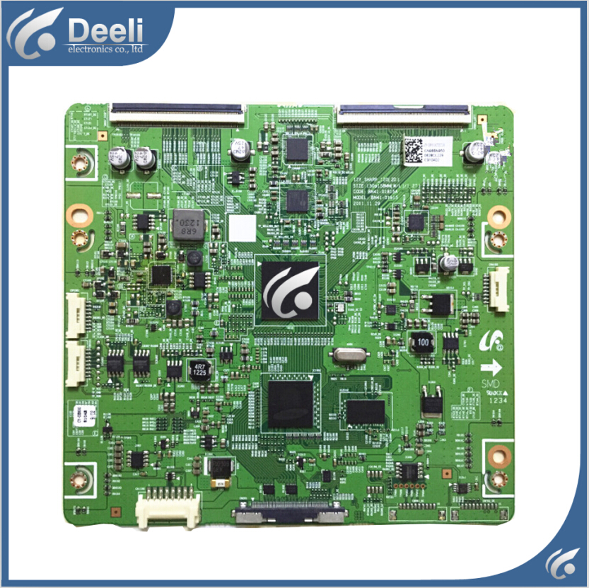 Working good 95% new original for Logic board 12Y_SHARP_120(2D) BN41-01815A UA60EH6000R T-CON board  цена и фото