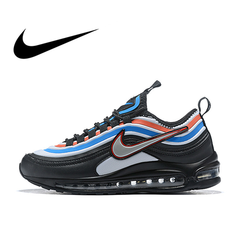 new arrival d5909 20e67 US $96.0 76% OFF|Original Authentic 2019 New arrival NIKE AIR MAX 97 UL '17  SE Man's Running Shoes Sneakers Sport Outdoor Lightweight CI1503-in ...