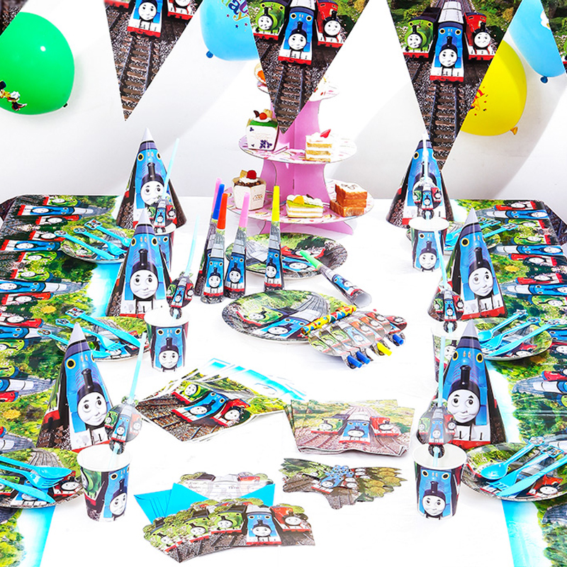 Compare Prices on Thomas Train Birthday Decorations Online