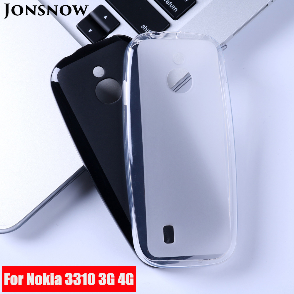 Soft <font><b>Case</b></font> for <font><b>Nokia</b></font> <font><b>3310</b></font> 3G TA-1022 TPU <font><b>Case</b></font> for <font><b>Nokia</b></font> <font><b>3310</b></font> 4G 2018 Pudding Anti Skid for <font><b>Nokia</b></font> <font><b>3310</b></font> 2017 Silicone Back Cover image