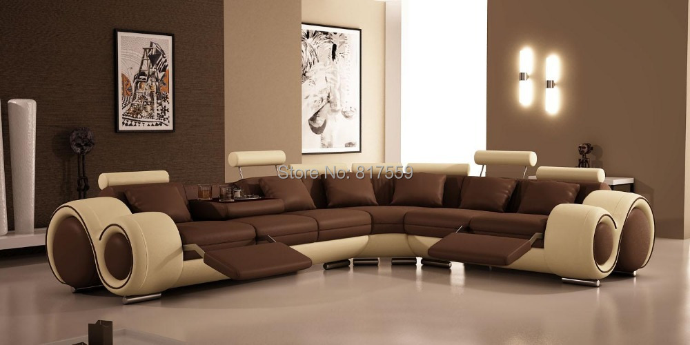 Online Buy Wholesale leather sofa set sale from China leather sofa