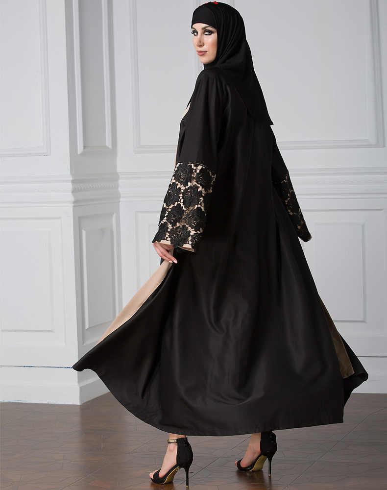 2f5dc94d43 Maxi Dress Cardigan Muslimah - Gomes Weine AG