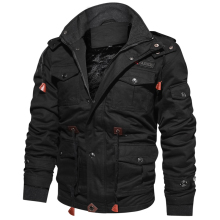 Hot Sale Winter Jacket Parkas Men Thick Warm Casual Outwear