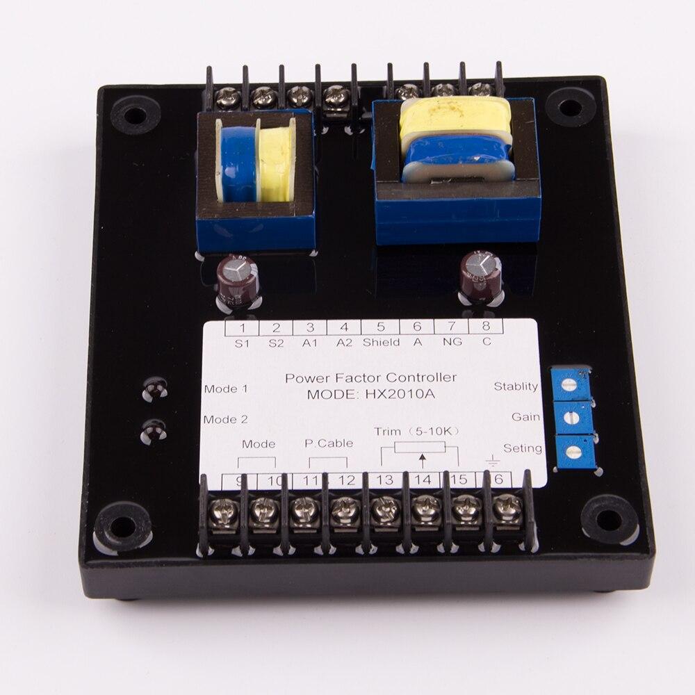 AVR HX2010A AC contrôleur de facteur de puissance parallèle régulateur économiseur Anti-surcharge correction pièces de générateur électrique accessoires - 3