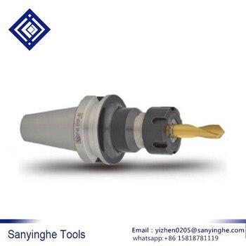 High quality sanyinghe CNC tool shank holder CNC Milling Machine ABT30-ER20-60 Spring Collet Chuck Tool Holder