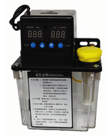 1L 24V Automatic Intermittent Oiler 110V CNC Oil Pump 220v Machine Oil Automatic Lubrication Pump