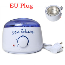 EU Plug Professional Warmer Wax Heater Beauty Tool Mini SPA Hand Wax Epilator Feet Paraffin Wax Machine Temperature Control T