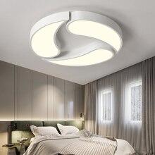 Aufbau LED Moderne Deckenleuchten Eisen Deckenleuchte 36 Watt 48 Fr Kche Foyer Balkon Korridor Schlafzimmer Lamparas De T