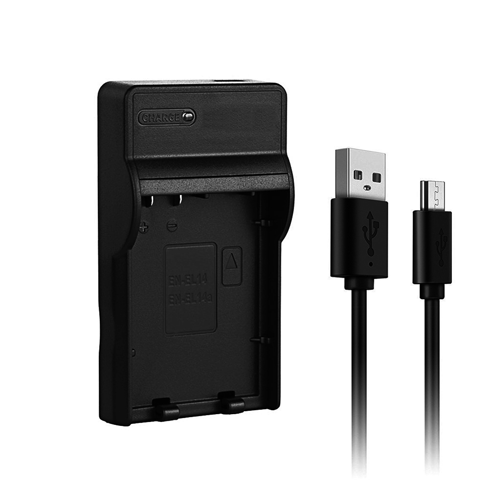 Зарядное устройство USB для Nikon Coolpix P7000 P7100 P7700 P7800 D3100 D3200 D3300 D5100 D5200 D5400