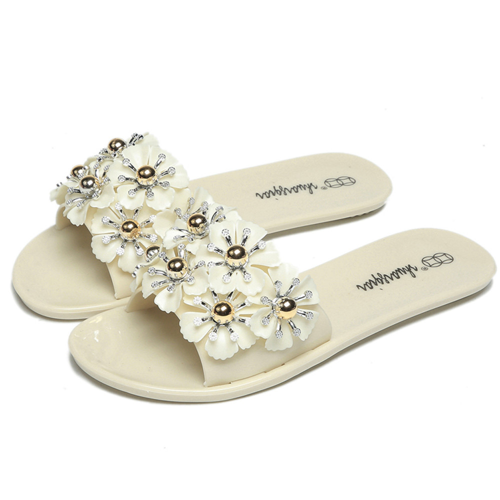 Ladies Summer Beach Floral Platform Slippers Casual Wedge Slippers Women Shoes Casual women's Summer Footwear Platform Shoes summer women slip on shallow breathable casual shoes female fashion beach shoes slippers ladies footwear women shoes cld927