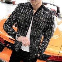 новый куртка мужская весна лето ветровка длинный рукав бомбер мужской плюс размер солнцезащитная одежда 5XL-M