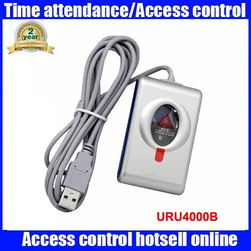 URU4000B Software Free SDK Access Control Digital Persona Fingerprint Reader USB Biometric Fingerprint Scanner