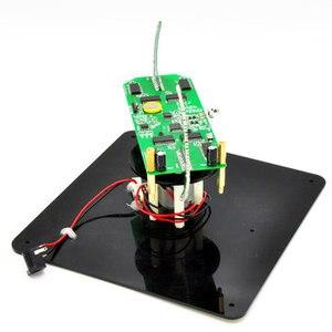 Image 3 - New DIY Spherical Rotating LED Kit  POV Soldering Training Kit