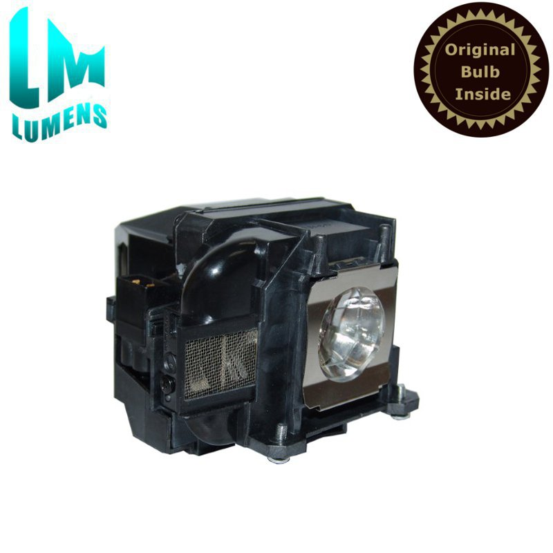 EB-520 EB-525W EB-530 EB-535W EB-536Wi PowerLite 52  projector lamp ELPLP87 bulb with housing for  EPSON