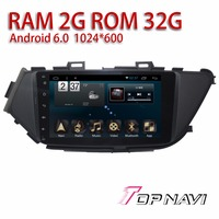 Auto PC for Nissan Lannia 2015 Android 6.0 8'' Topnavi Car Automotive Multimedia GPS Navigation Support Original Amplifier