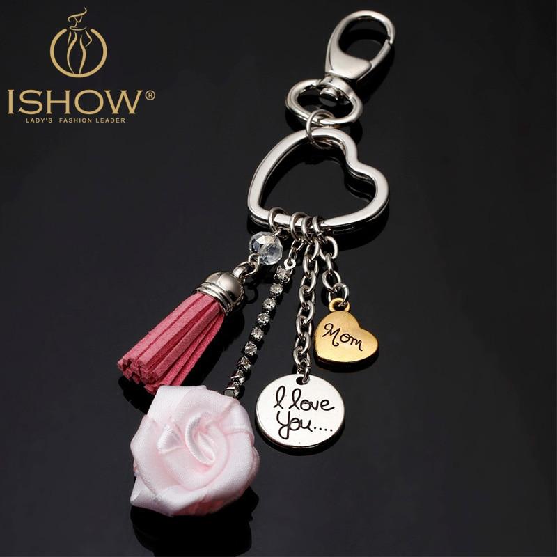 New Llaveros Mujer Portachiavi Heart Keychain For Keys Llaveros Para