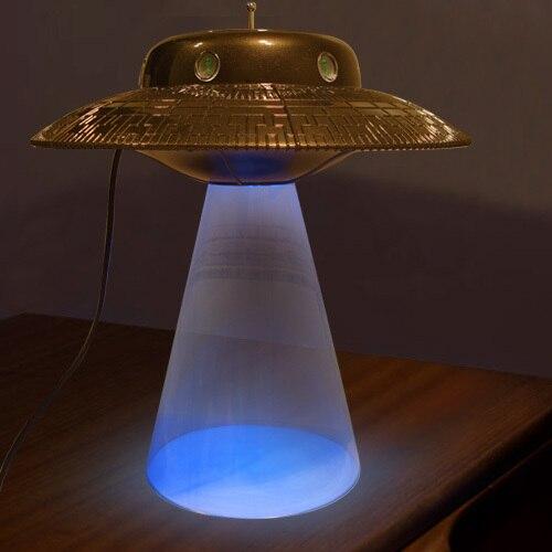 Ufo l& ufo light & Ufo lamp ufo light-in Novelty Lighting from Lights u0026 Lighting on ...