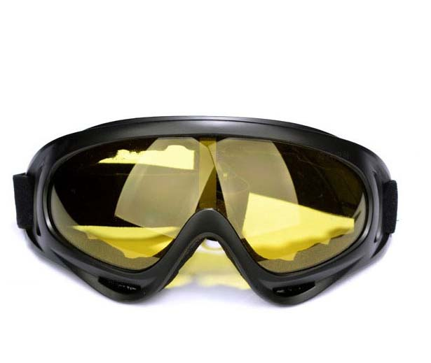 Riding the wind and sand mirror Goggles Motorcycle Bike outdoors sports mirror glasses equipped for men and women
