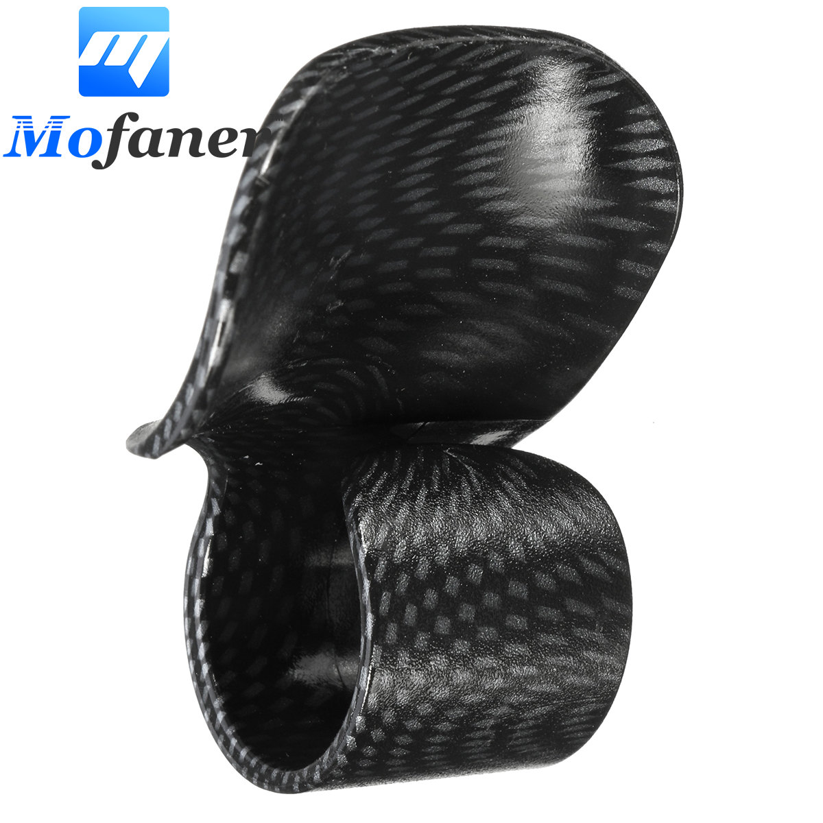 Universal Carbon Motorcycle Throttle Cruise Control Cramp Assist Rest Aid Grip Rocker
