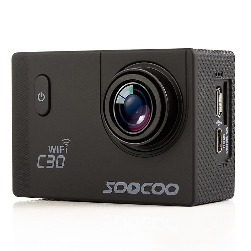SOOCOO C30 Wifi Action Camera UHD 4K 2.0