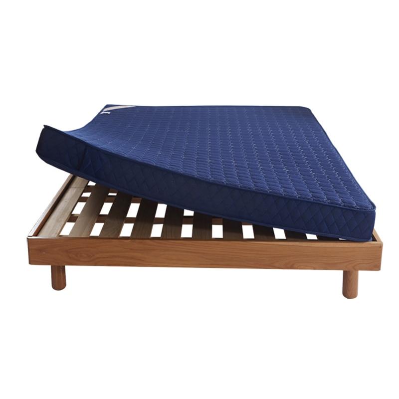 2019 matelas viscoélastique matelas portable pour utilisation quotidienne mobilier de chambre à coucher matelas dortoir chambre