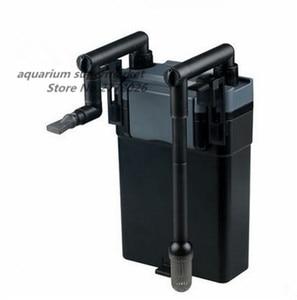 Image 1 - 1ピースsunsun HBL 802 6ワット黒簡単に使用壁掛け式外部フィルター水槽水族館フィルター機器