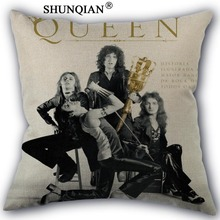 Queen Pillow Cover Case 45x45cm one side