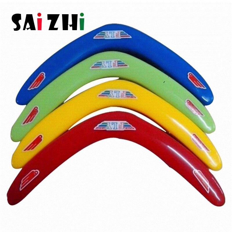 Saizhi 1 Pcs Child Funny V Shaped Boomerang Returning