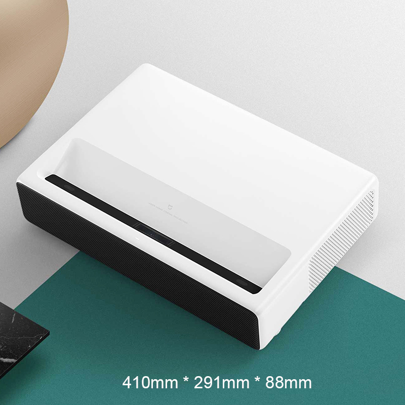Xiaomi Mijia Laser Projection Projector 5000 Lumens 1080P Full HD Support 4K Video TV Android Bluetooth Beamer Proyector-in Home Theatre System from Consumer Electronics    2