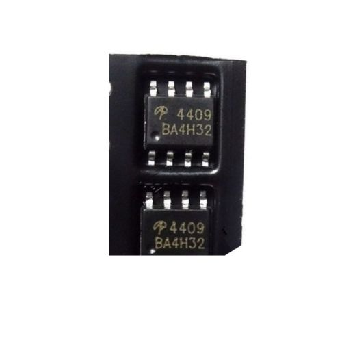 10PCS AO4409 4409 SOP-8 P-Channel Enhancement Mode Field Effect Transistor IC